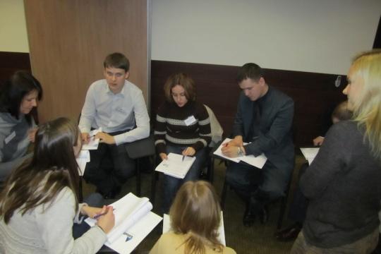 Mokymai verslui